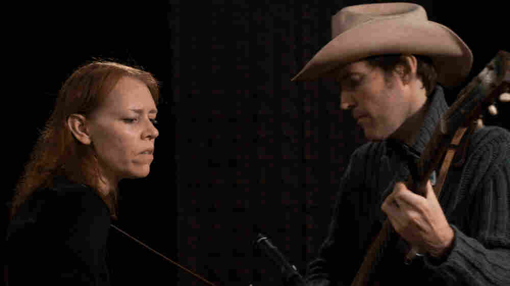 Gillian Welch and David Rawlings share songs from her newest album, The Harrow & The Harvest.