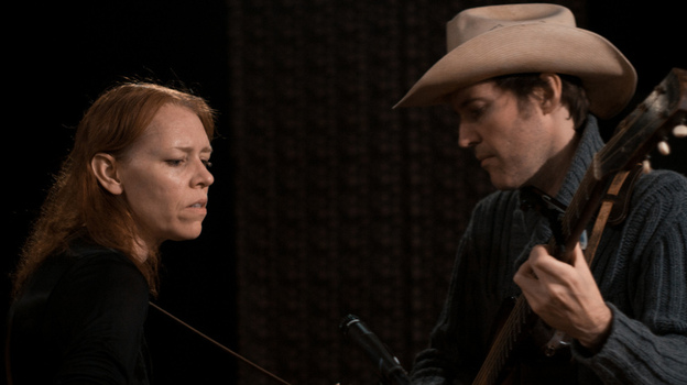 Gillian Welch and David Rawlings share songs from her newest album, The Harrow & The Harvest. (WFUV)