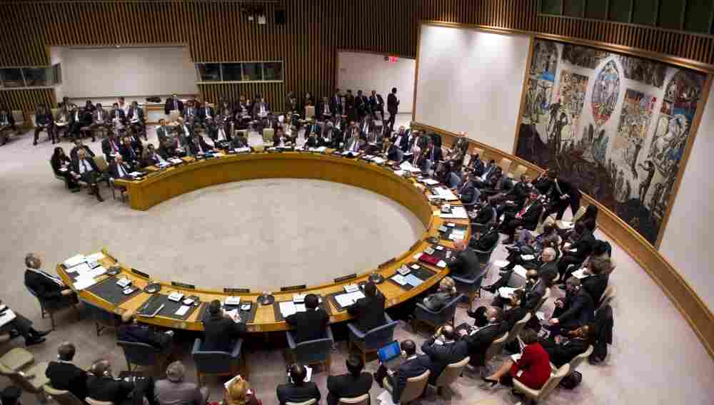 The United Nations Security Council meets on Syria on Tuesday at the United Nations in New York.