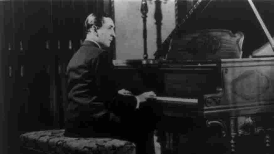 A young Vladimir Horowitz.