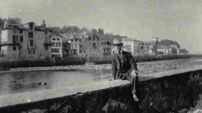 Maurice Ravel in 1914.