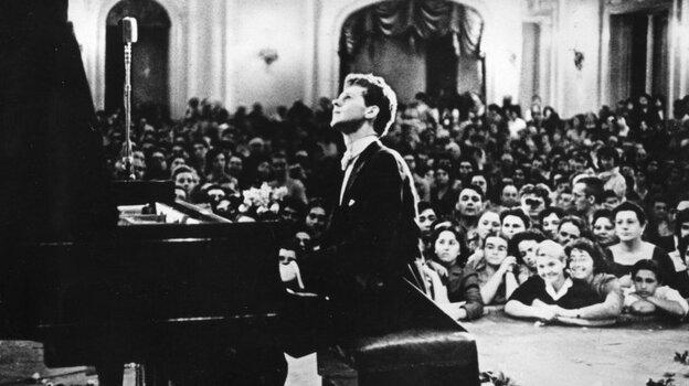 Pianist Van Cliburn (Getty Images)