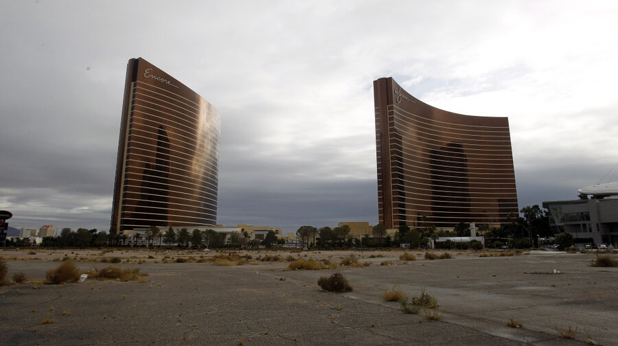 Sour Economy Has Nevada Looking For New Jackpot