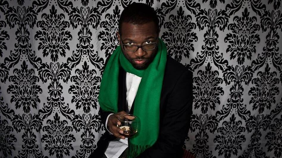 Baratunde Thurston is an American comedian and the digital director of The Onion. He co-founded the black political blog Jack & Jill Politics. He is also a prolific tweeter. (Courtesy of the author)