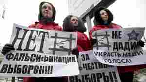 Russian Communists Court Discontented Youth