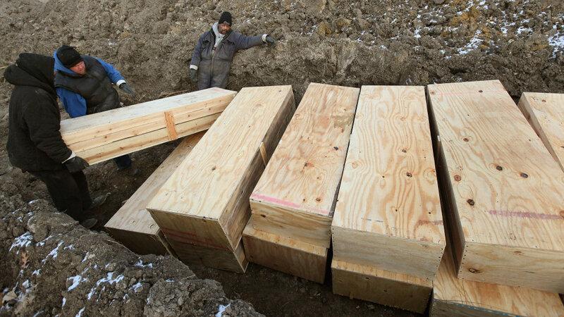 Families Suffer Through Grisly Chicago Morgue Backlog : NPR