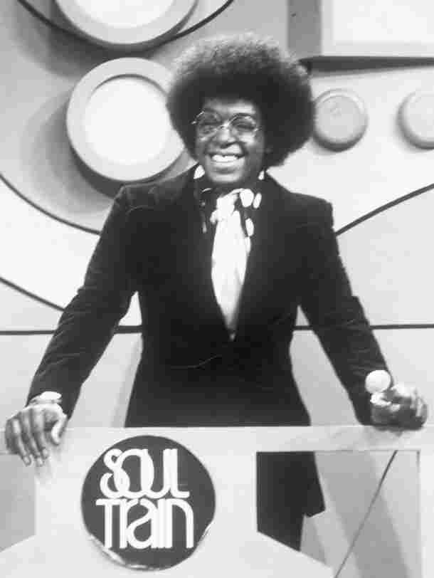 Don Cornelius, circa 1973, Los Angeles.