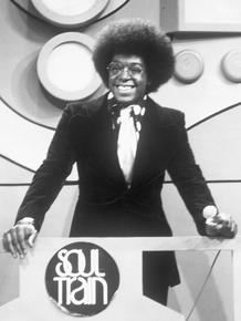Don Cornelius, circa 1973, Los Angeles.