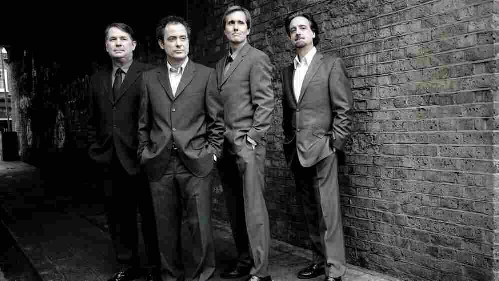 The Emerson Quartet.