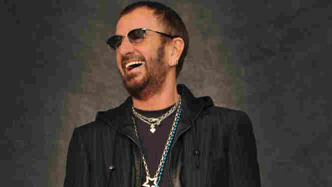 Ringo Starr's new album is Ringo 2012.