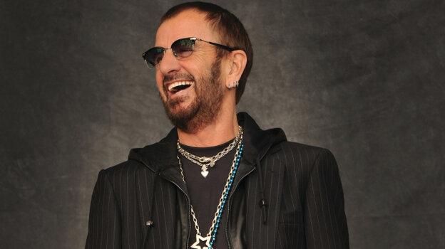 Ringo Starr's new album is Ringo 2012.