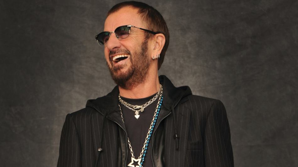 Ringo Starr's new album is Ringo 2012. (Courtesy of the artist)