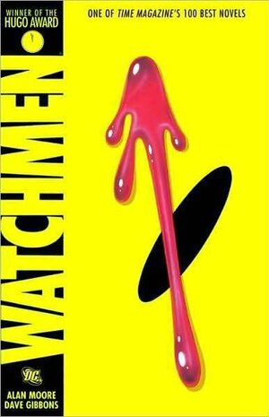 The cover of Watchmen.