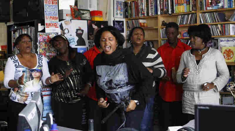 The Creole Choir Of Cuba: Tiny Desk Concert