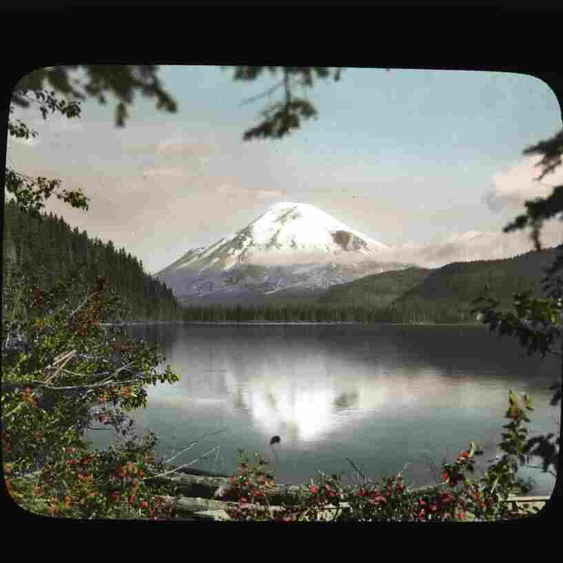 Vintage View: 1920s Pacific Northwest In Color