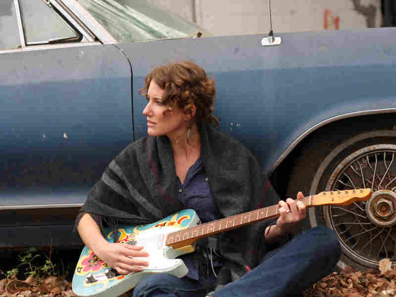 "Before Kathleen Edwards has sung a word, it's clear that ""Change the Sheets"" is a song about heartbreak."
