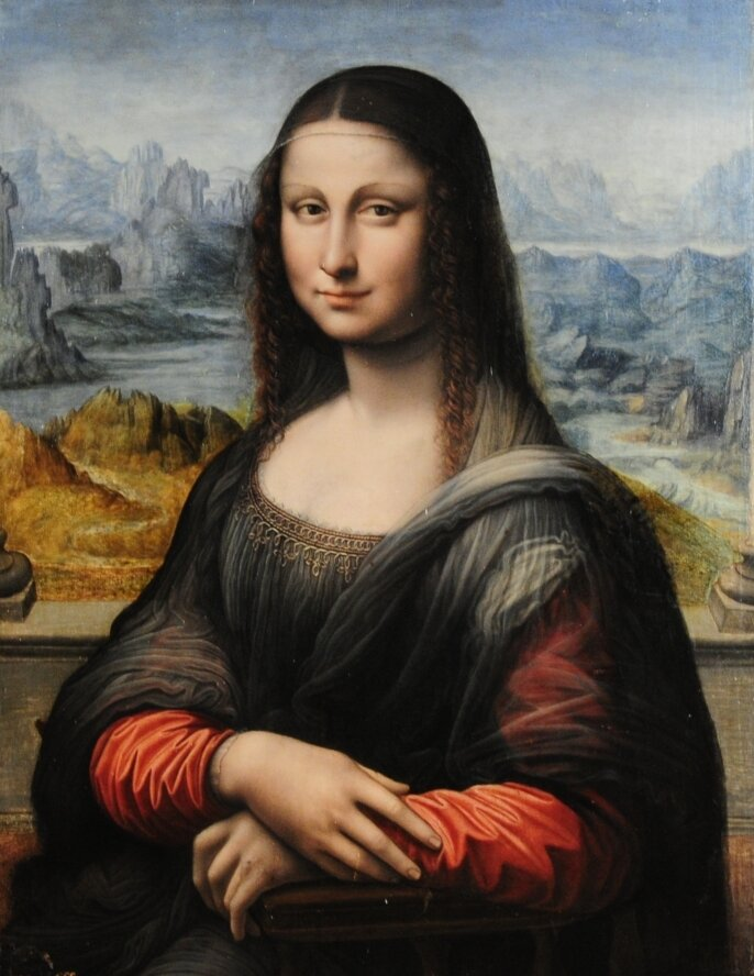 The Mona Lisa's Twin Painting Discovered : NPR