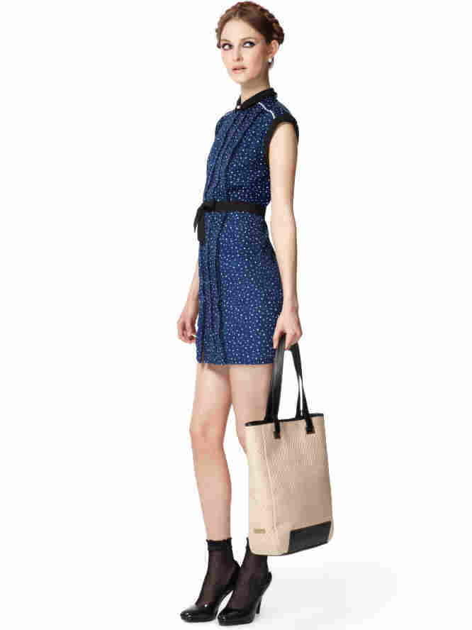 A design by Jason Wu, who will launch a limited-edition line for Target on Feb. 5. Wu is among the latest high-end designers to work with a discount retailer.
