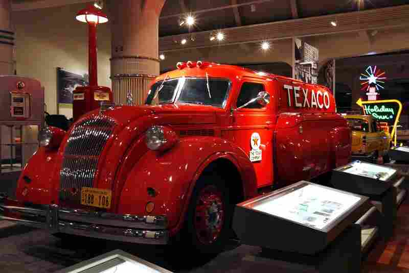 1938 Dodge Airflow Tanker Truck