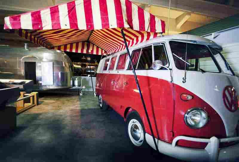 1959 Volkswagen Westfalia camping van