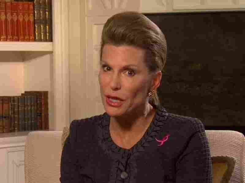 Nancy G. Brinker, CEO and founder of Susan G. Komen for the Cure.