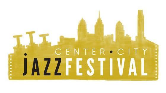 The logo for the Center City Jazz Festival — provided it launches.