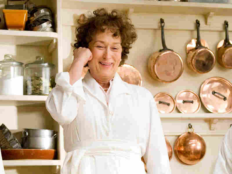 Meryl Streep played Julia Child in the 2009 Nora Ephron film Julie and Julia.
