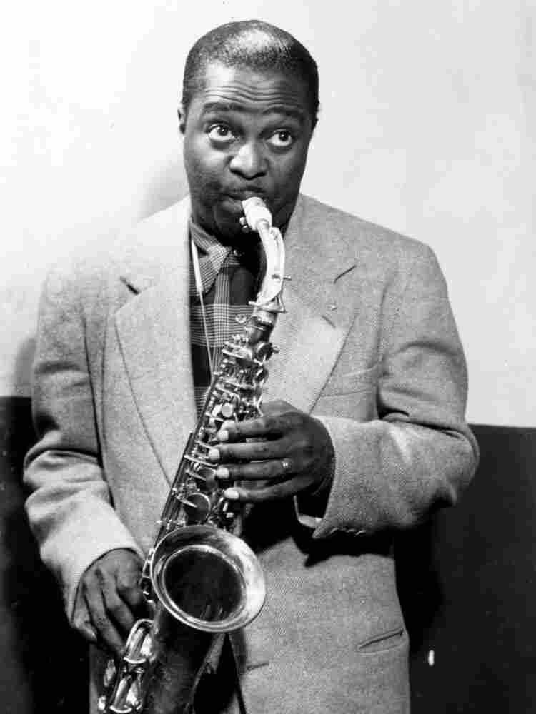 Louis Jordan, ca. 1950.