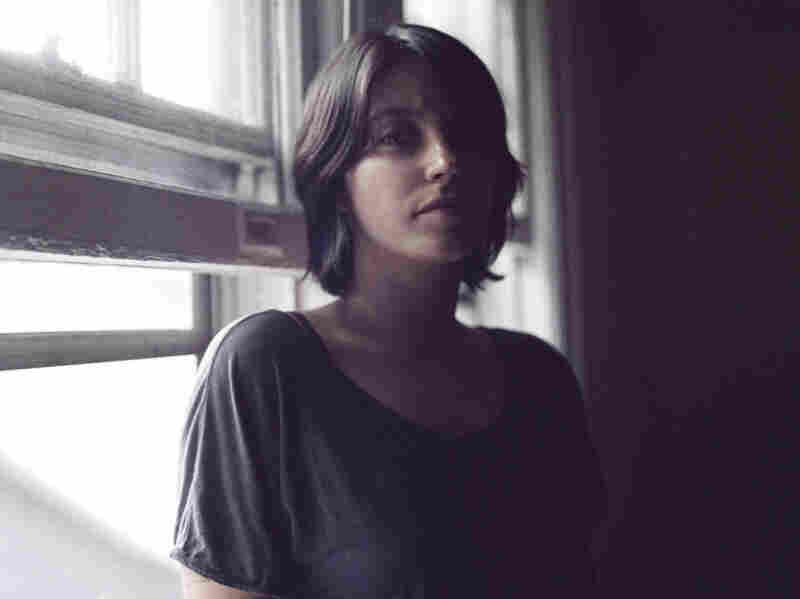 "Sharon Van Etten says that when she writes music, ""it's to heal."""