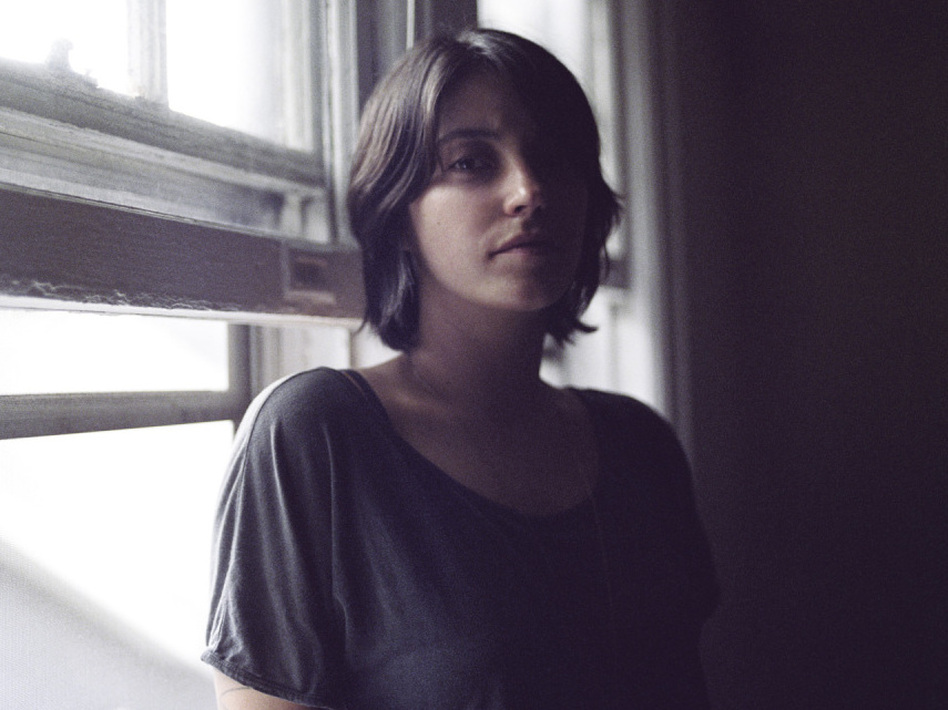 """Sharon Van Etten says that when she writes music, """"it's to heal."""""""