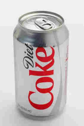 Diet Coke. David Greene likes it.