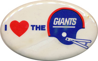 I love the Giants