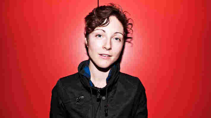 Channy Leaneagh of Polica combines jazz, blues and electronic elements with AutoTuned vocals for a chilling effect.