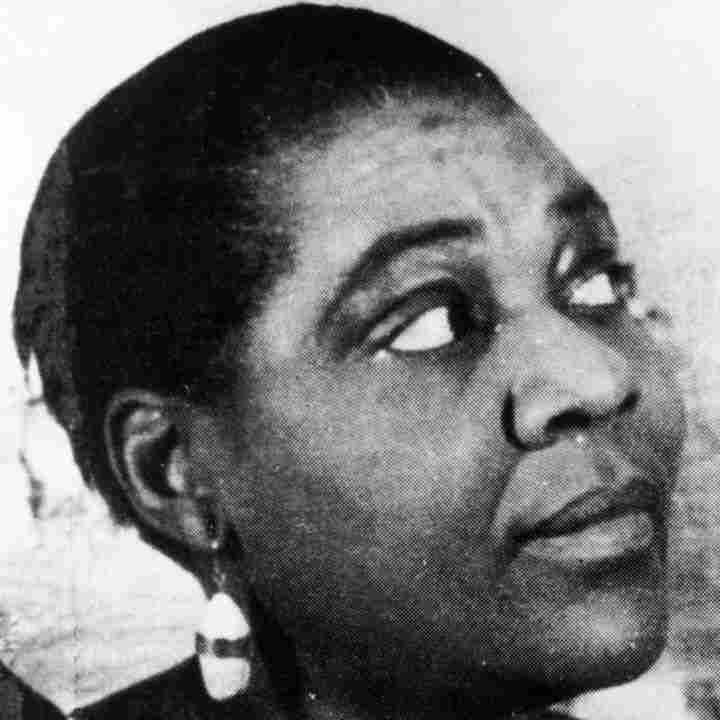 Bessie Smith, shown here ca. 1935, remained an active performer until her sudden death at age 43.