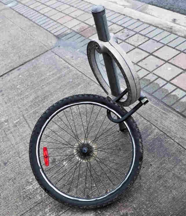 The majority of stolen bikes end up for sale on eBay or Craigslist.