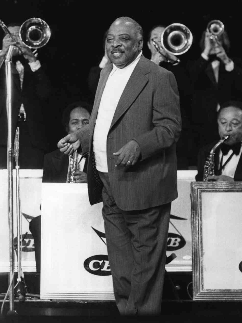 With the help of great arrangers such as Neal Hefti, Ernie Wilkins, Benny Carter, and Quincy Jones, bandleader Count Basie relaunched his career after the big-band era had already passed.