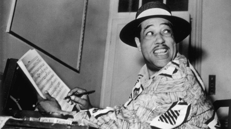 Duke Ellington Composing