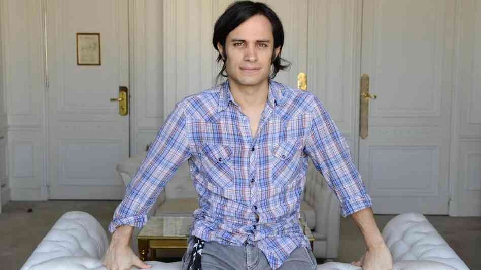 Mexican actor and director Gael García Bernal.