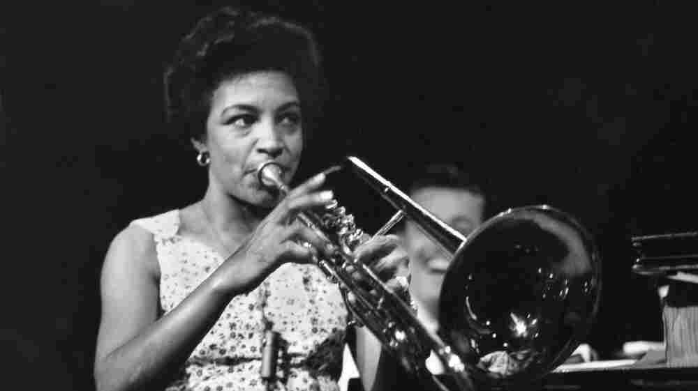 Melba Liston performs on Art Ford's Jazz Party, a television program broadcast from Newark, N.J., in 1958.
