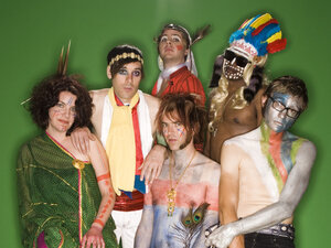 """With its horns and woodwinds, Of Montreal's """"Dour Percentage"""" is danceable like a disco hit, but twice as flirty."""