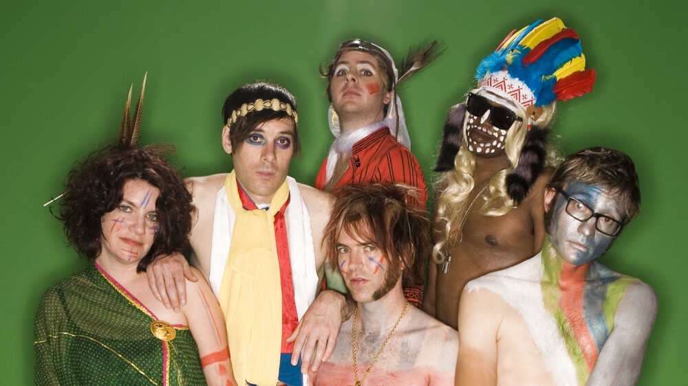 Of Montreal: The Sweet With The Sour
