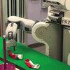 Robot and socks
