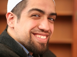 Mohammed Tayssir Safi began as the Muslim chaplain at the University of Michigan this semester. His position is the first endowed Muslim chaplaincy at a public university.