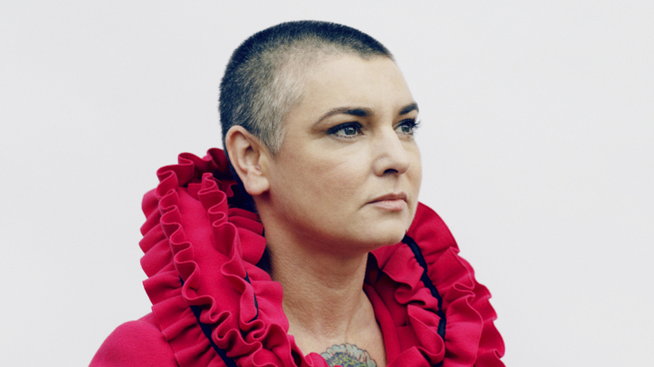 Sinead O'Connor's new album, How About I Be Me (And You Be You)? comes out March 5. (Courtesy of the artist)