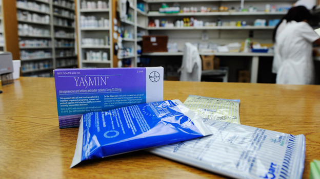 A new federal policy would require most employers, including Catholic hospitals and universities, to include birth control in their employees' health insurance. (Getty Images)