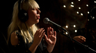Austra performs at KEXP.
