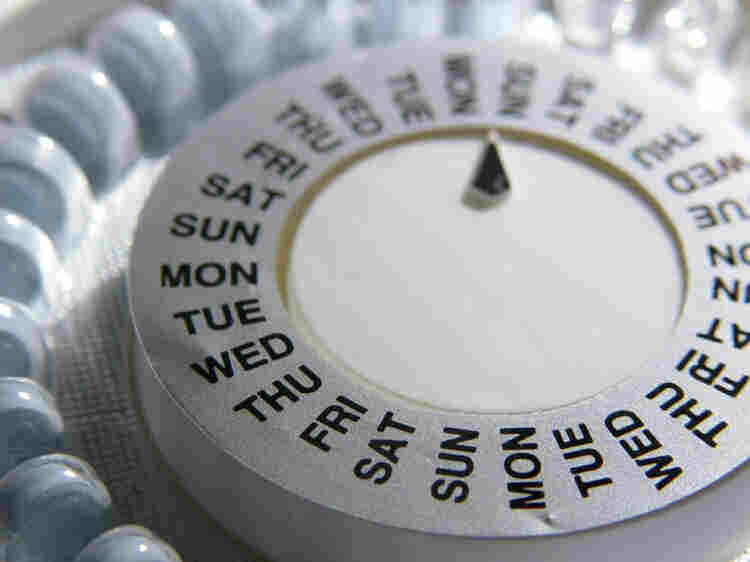 A birth control pill container. The Catholic Church and the Obama Administration are fighting over the a requirement that most institutions provide contraceptive health coverage.