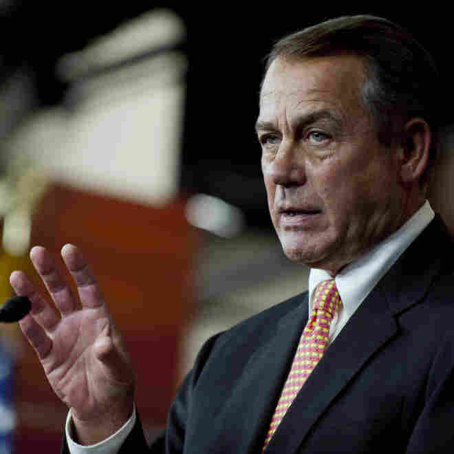 House Speaker John Boehner says Congress will intervene if President Obama doesn't reconsider a decision to compel church-affiliated employers to cover birth control in their health care plans.