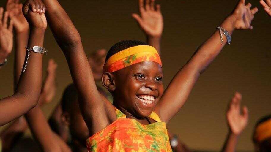 African Children's Choir Changes Lives