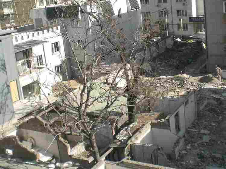 Liang Sicheng, known as the father of modern Chinese architecture, lobbied Mao Zedong to preserve ancient buildings in Beijing. Despite efforts to have his former courtyard home in Beijing preserved as a cultural relic, it was recently demolished.